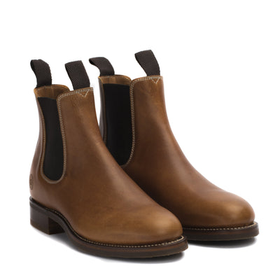 Handmade Mens All Weather Boots - Chelsea Boot - Ranch Road Boots™ Pair