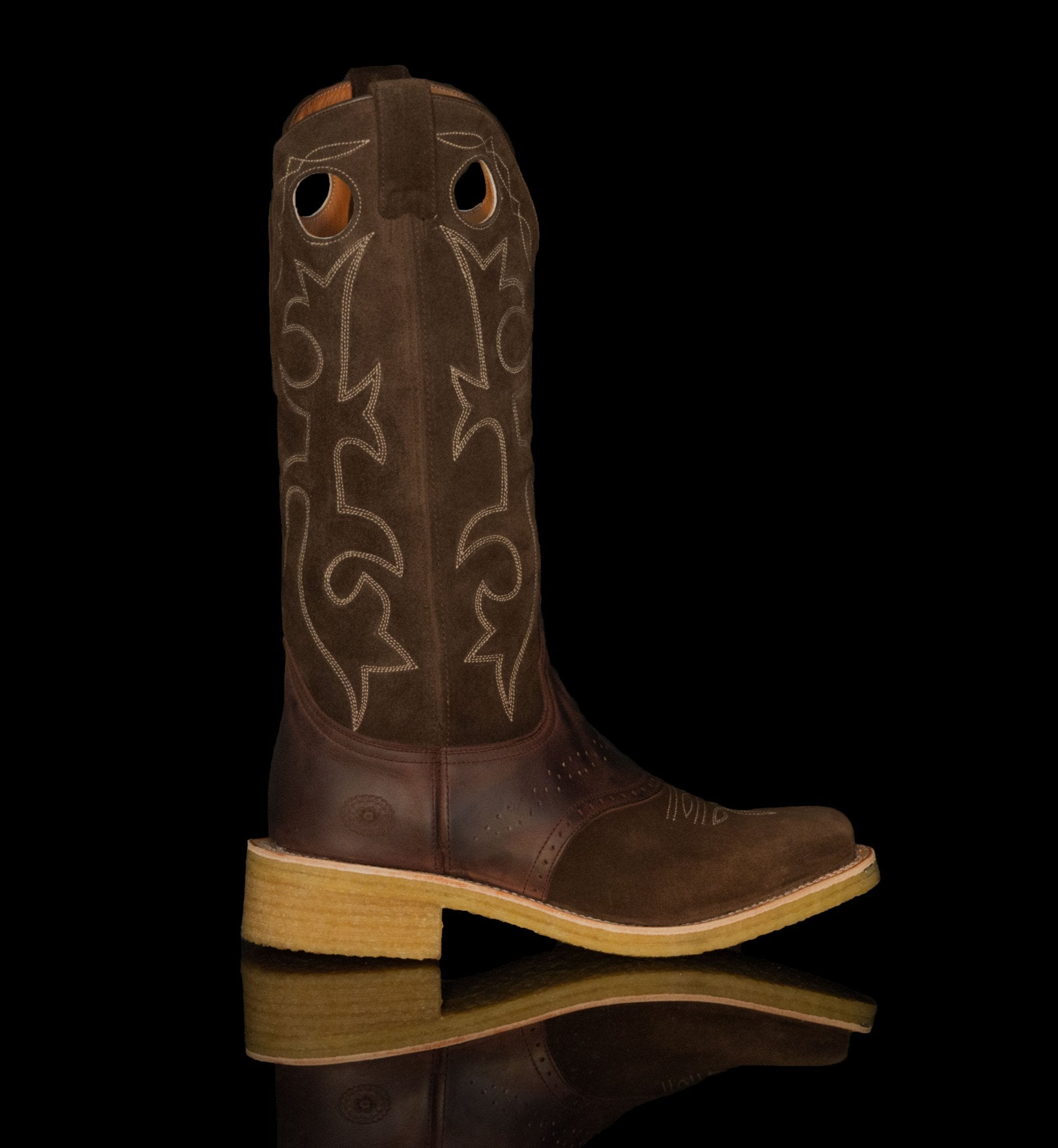 Womens Bandera County Handmade Cowboy Boots - Ranch Road Boots™