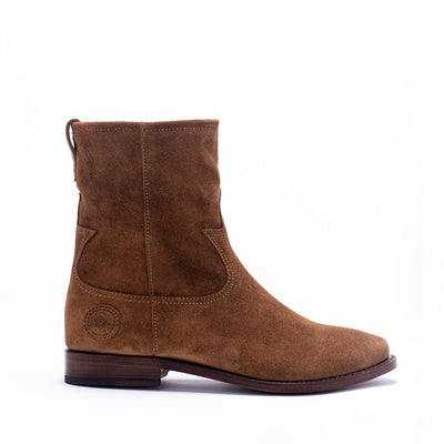 Mens Cactus Brown Handmade Western Boots - Ranch Road Boots™