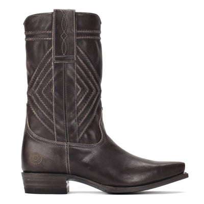 Womens Fayette Grey - Traditional Western Boots - Ranch Road Boots™
