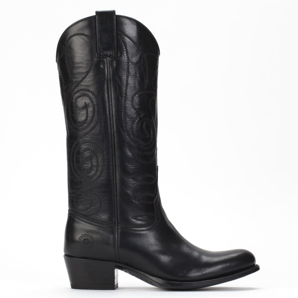 Ranch Road KENDALL BLACK Western Boots