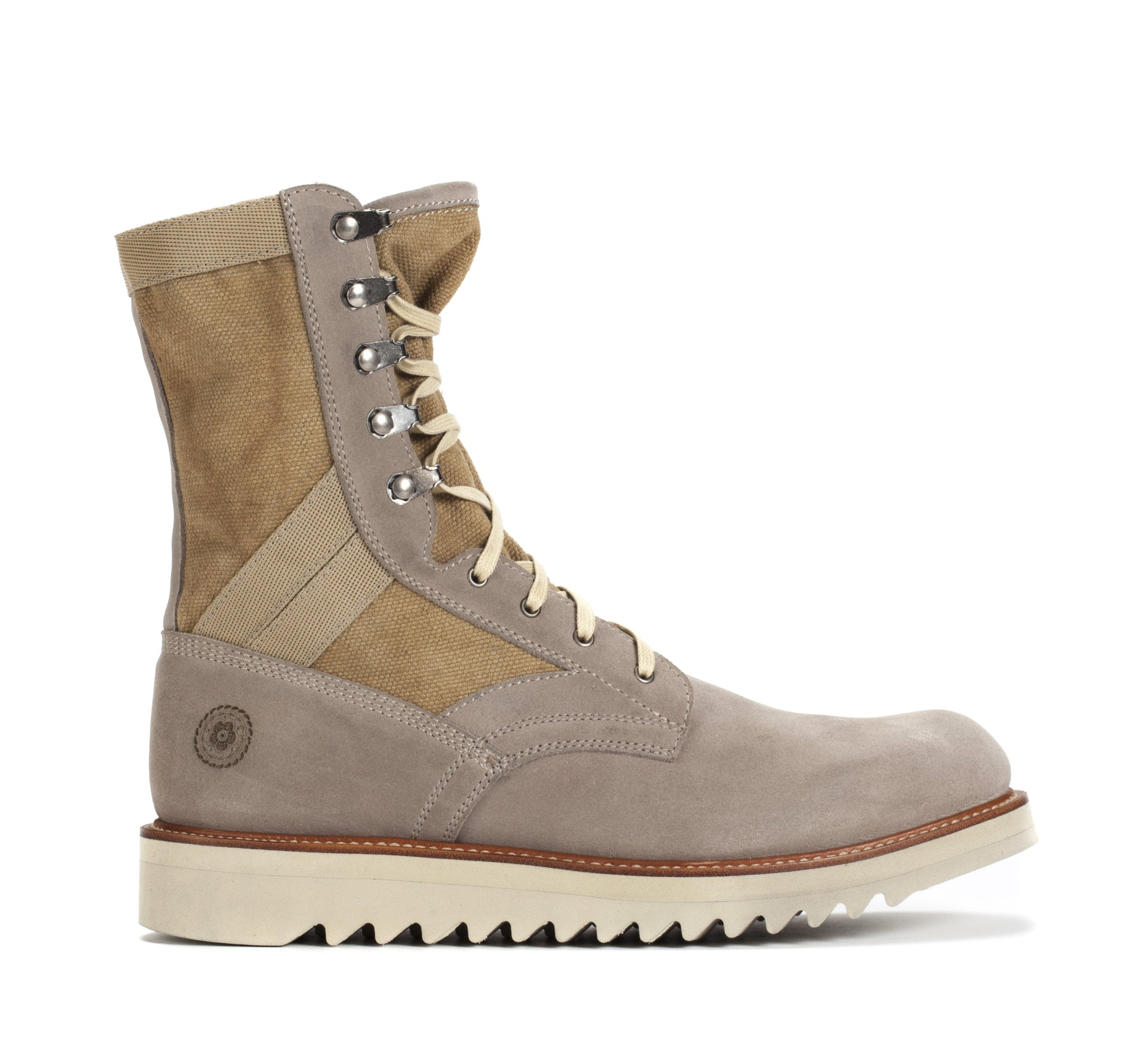 Mens Current Issue Sand - Military-Style Boots - Ranch Road Boots™