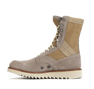 Mens Current Issue Sand - Military-Style Boots - Ranch Road Boots™ Outer View