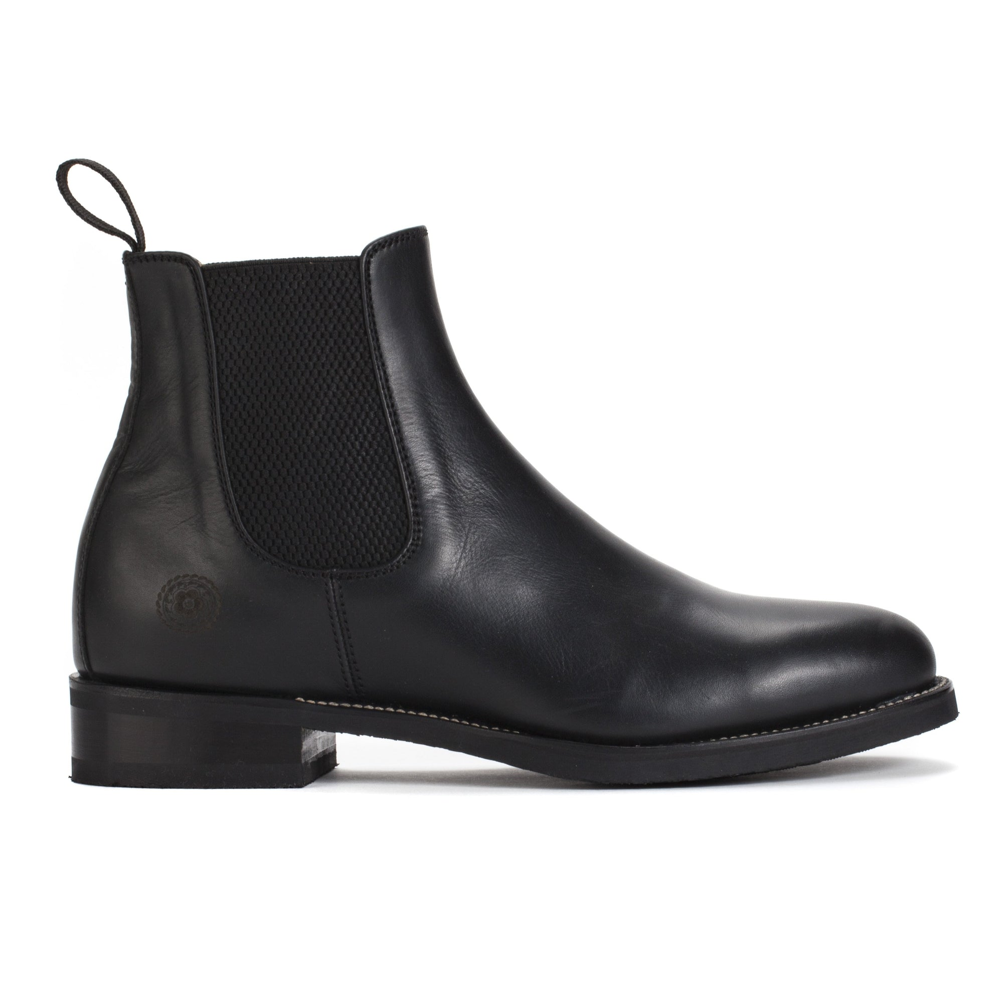 Mens Rambler Black - Versatile Chelsea Boots - Ranch Road Boots™
