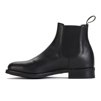 Mens Rambler Black - Versatile Chelsea Boots - Ranch Road Boots™ Inner Side