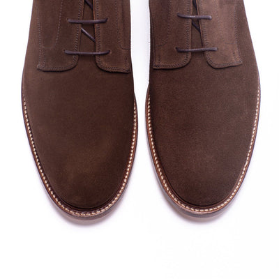 Mens Redseed Chukka Brown Suede Boot - Ranch Road Boots™ Top
