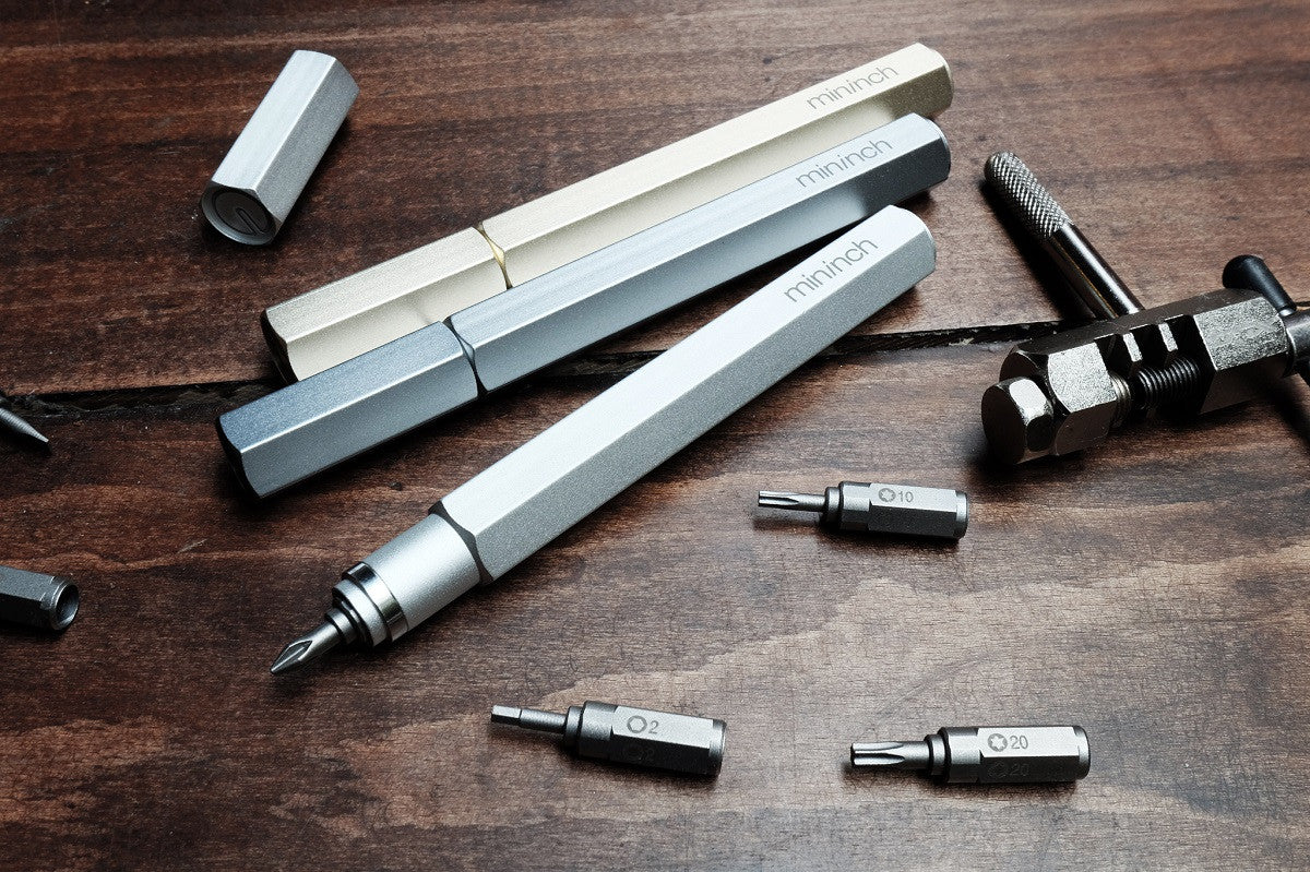 Mininch Premium Tool Pen - Imperial Hex