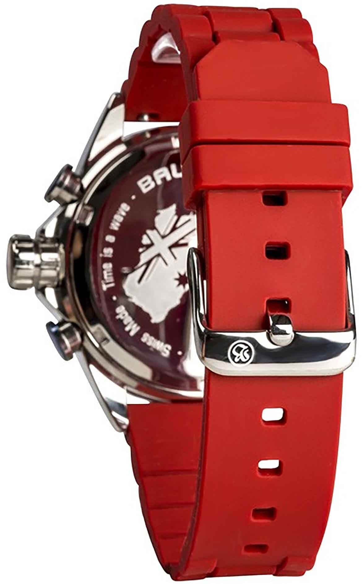 Bausele Australian Swiss Made Men's Oceanmoon Watch - Red Earth