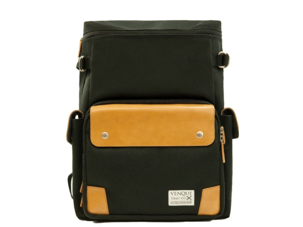 Venque Craft Co. CamPro Camera Bag - Black