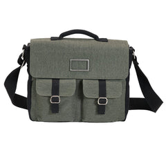 Ducti  - Forth Worth Black Laptop Messenger Bag