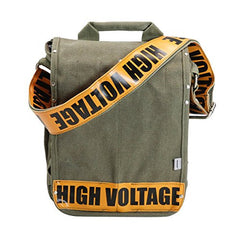 Ducti - High Voltage Messenger Bag