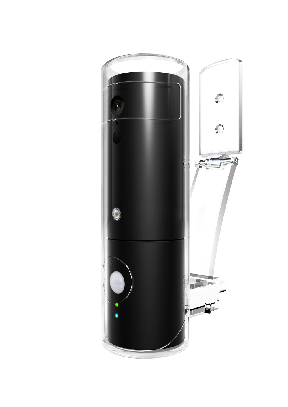 Amaryllo Robot Security iSensor HD Patio Home Security Camera