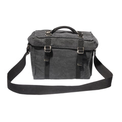 Ducti - Ammo Black Laptop Messenger Bag