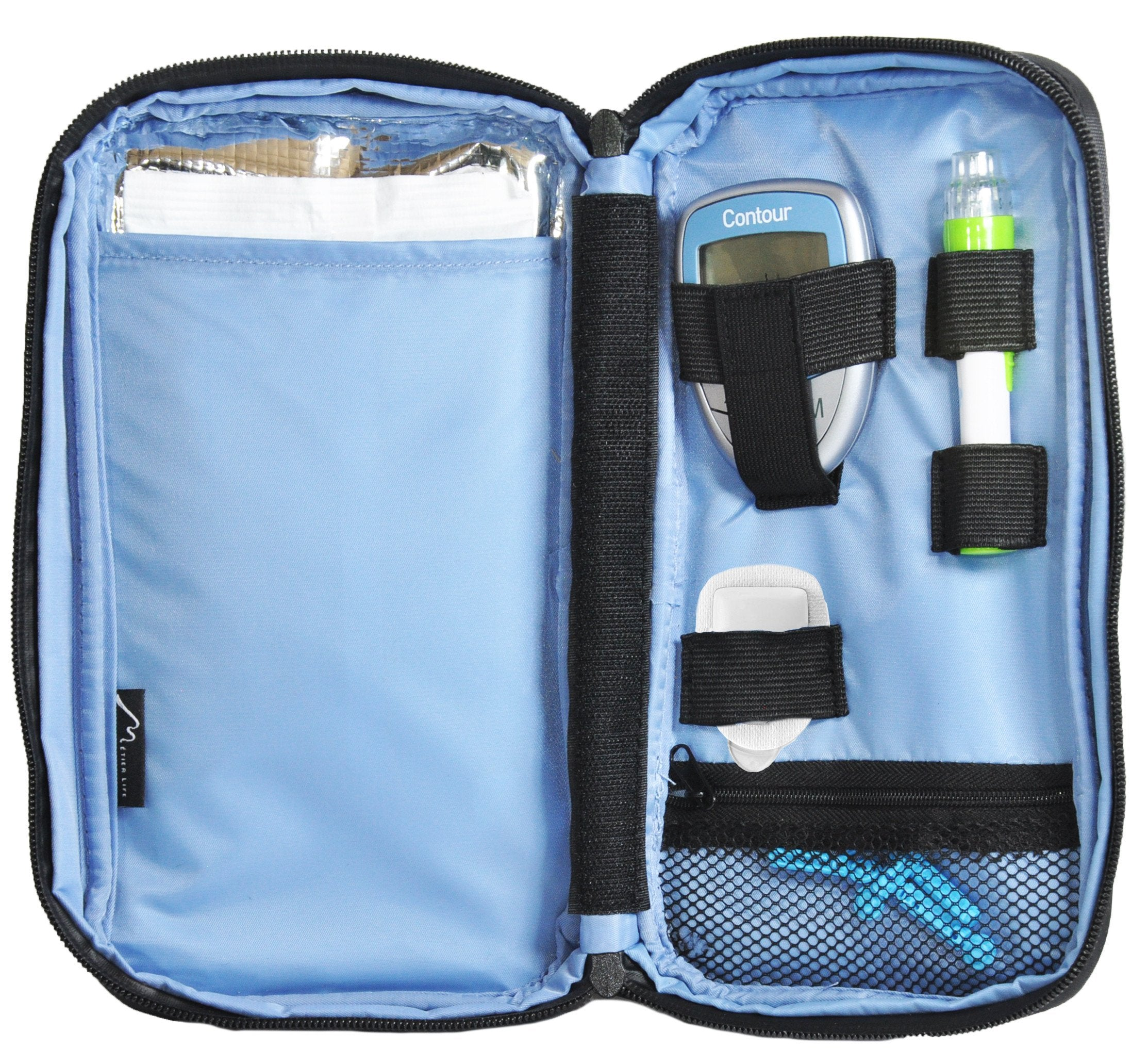 Diabetic Travelling Cooler Case by Metier Life