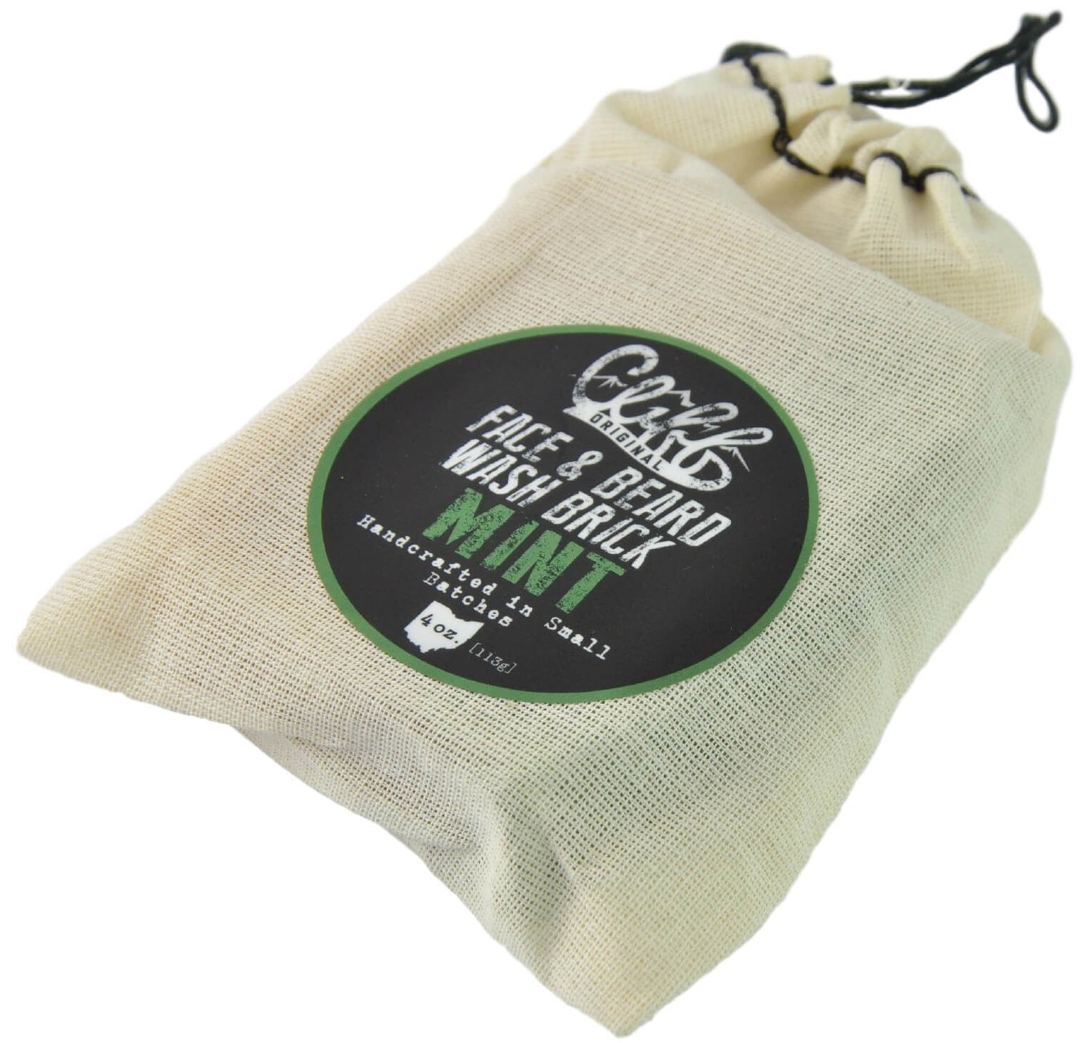 Cliff Original Face & Beard Wash Brick