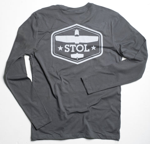 """STOL"" Mens Long Sleeve T-Shirt"