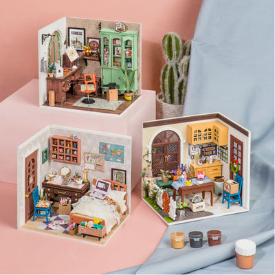 New Collections and More Miniatures are back in stock!