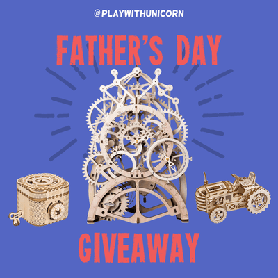 #FathersDay Giveaway