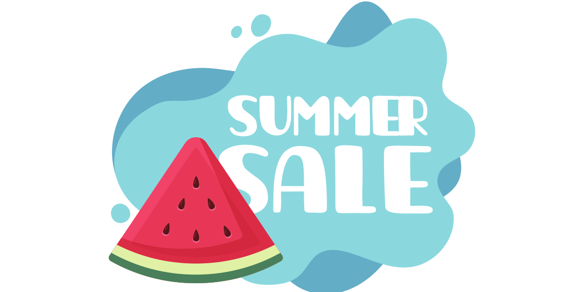 Summer Sale Events: Flash Sale Friday & Monthly Deal on selected items!