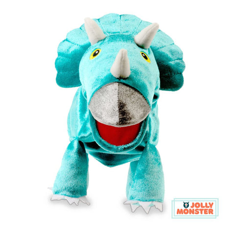 Triceratops Hand Puppet