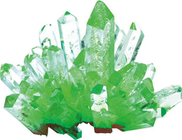 Magic Crystal Kit-Science-Caliber-Green-Unicorn Enterprise Corps.