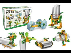 6 in 1 Super Solar Recycler