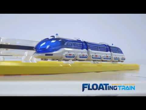 Magnetic Levitation Train Kit