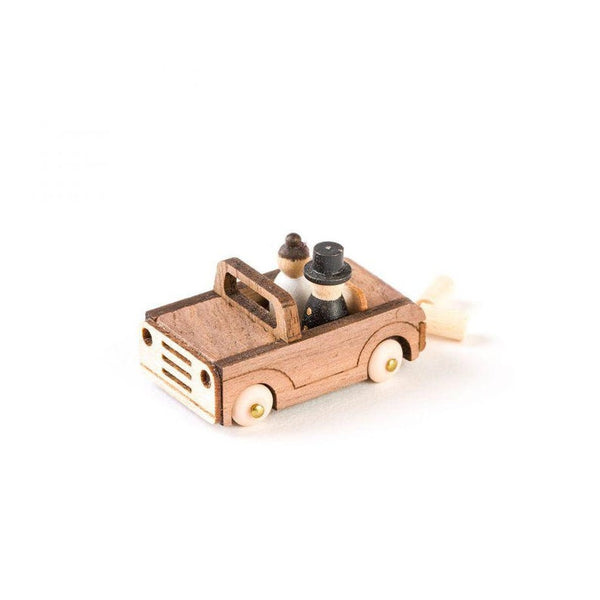 Wedding Church -  Wooden Music Box