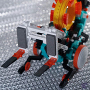 5 in 1 Mechanical Coding Robot