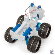 Salt Water Fuel Cell Engine Car