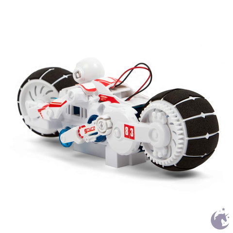 unicorntoys cic kits salt water fuel cell engine motorcycle educational robot kit engineering stem toys for kids CIC21-753