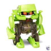 unicorntoys cic kits t4 4 in 1 transforming solar educational robot kit engineering stem toys for kids CIC21-671