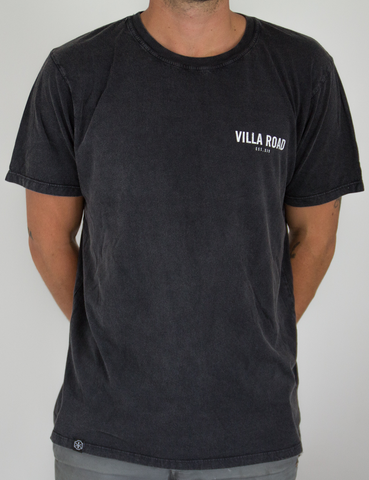 Original Tee - Stone washed black