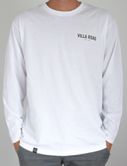 Original Long Tee - White
