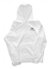 Villa Road X NightWolf Hood - White