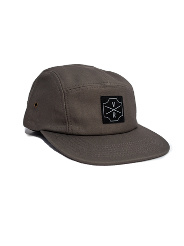 Villa Road 5 Panel - Grey