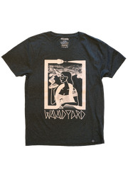 Villa Road X Woodyard Shirt - Vintage Grey