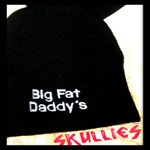 Skull Cap Big Fat Daddy's