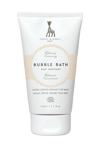 ORGANIC BUBBLE BATH