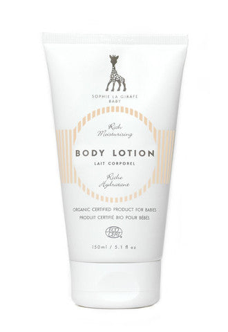 BABY ORGANIC BODY LOTION