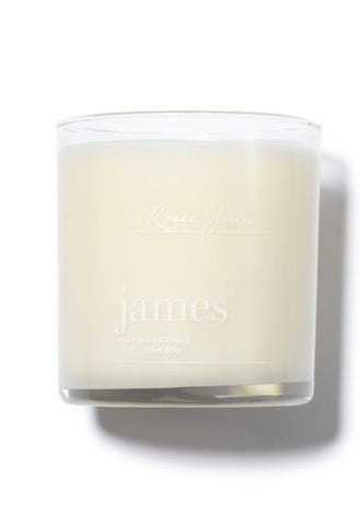 James Candle (Coconut Wax, 60hr)
