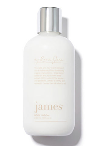 James Body Lotion