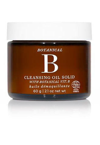 Botanical B Cleansing Oil Solid (CLEANSER + MAKEUP REMOVER)