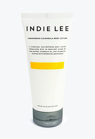 Lemongrass Calendula Body Lotion