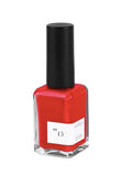 No. 15 (Bright Classic Red)