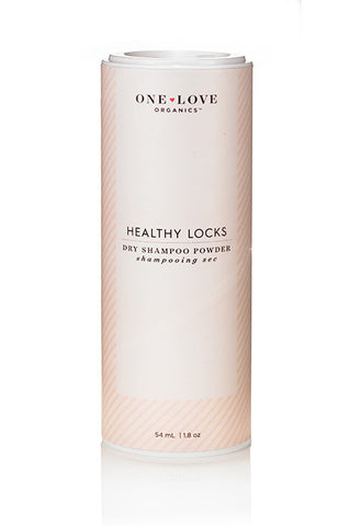 Healthy Locks Dry Shampoo Powder