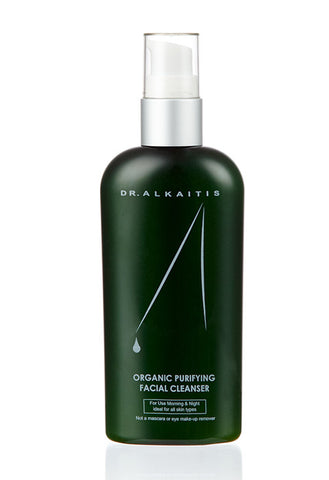 ORGANIC PURIFYING FACIAL CLEANSER
