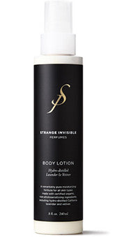 Hydro-distilled Lavender & Vetiver Body Lotion