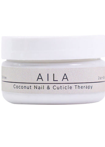 COCONUT NAIL & CUTICLE THERAPY