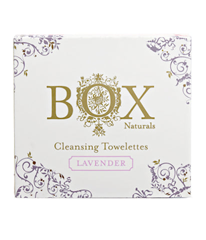 Lavender Cleansing Towelettes